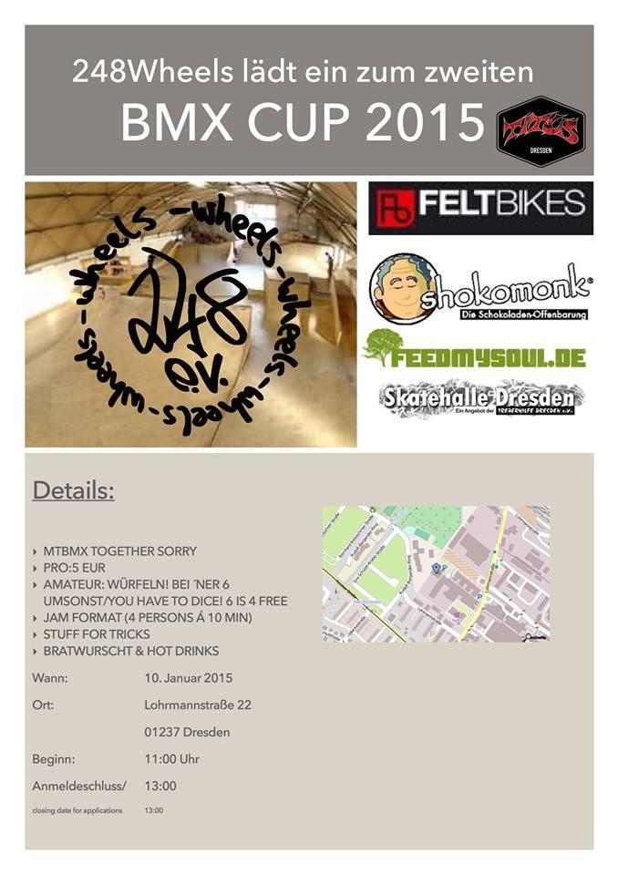 BMX Cup 2015